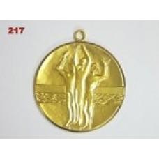 Medaile 217 - na stupni vítězů