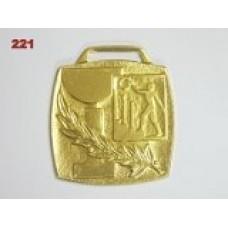 Medaile 221 - pohár
