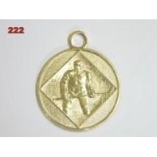 Medaile 222 - hokej