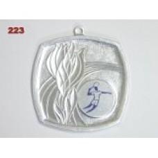 Medaile 223 - plamen
