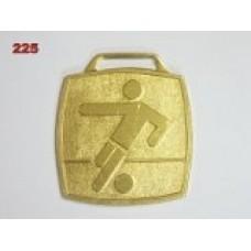 Medaile 225 - fotbal