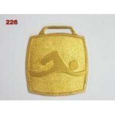 Medaile 226 - plavání