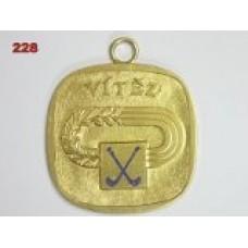 Medaile 228 - vítěz