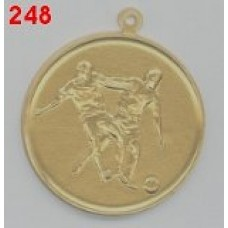 Medaile 248 - fotbal