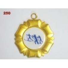 Medaile 250 - libovolný motiv