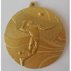 Volejbalová medaile